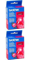 Brother LC900m-doublepack