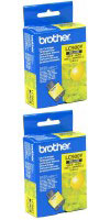 Brother LC900y-doublepack