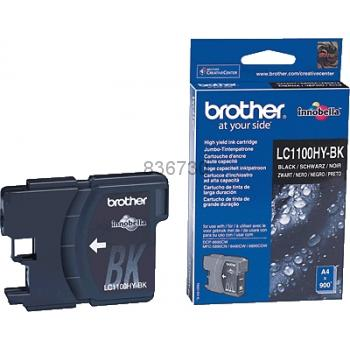 Brother LC1100BKHY