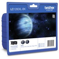 Brother LC1280BKXLSET