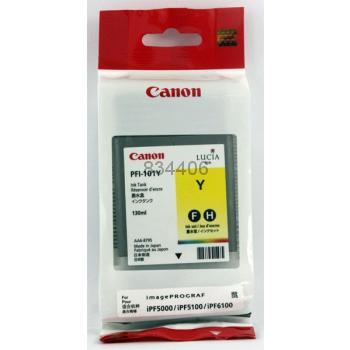 Canon PFI-101Y