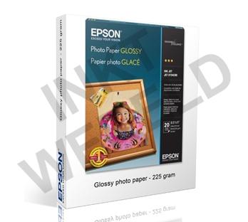 Epson Premium Glossy Photo Papier 255 Grams