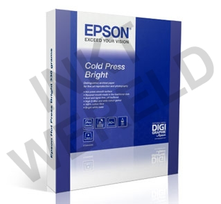 HOT PRESS BRIGHT 330 GRAM