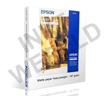 EPSON MAT PAPIER HEAVYWEIGHT 167 GRAMS
