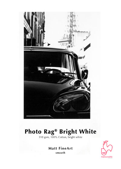 Photo Rag Bright White
