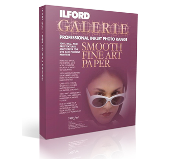 ILFORD SMOOTH FINE ART MAT 308 GRAMS
