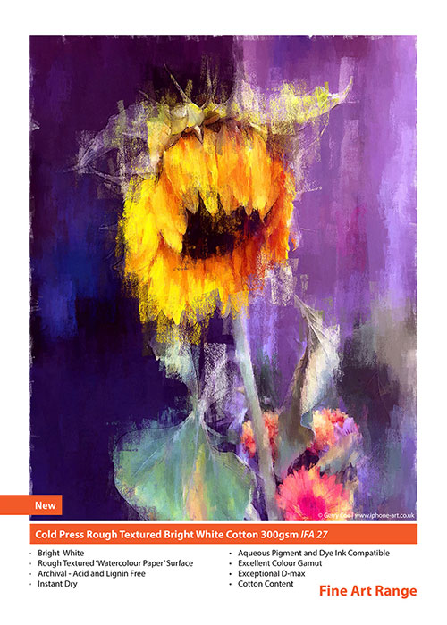 INNOVA (Fine Art papier) IFA27A3/25