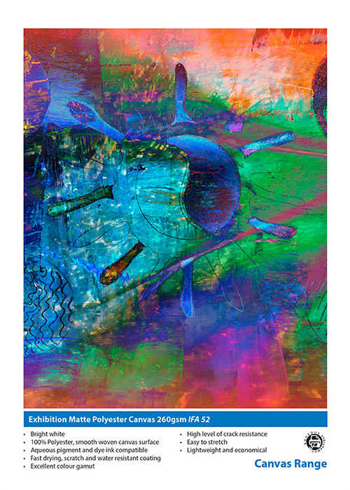 INNOVA (Fine Art papier) IFA52R36