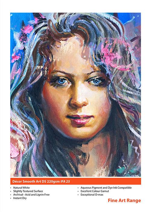 INNOVA (Fine Art papier) IFA25A4/50