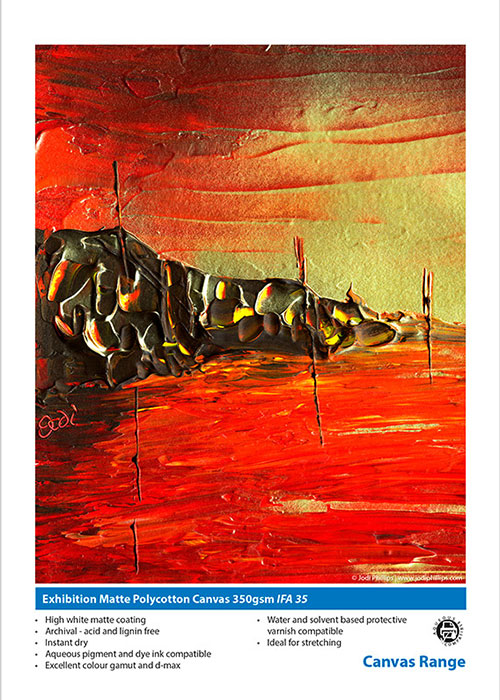 INNOVA (Fine Art papier) IFA35R44