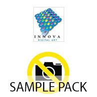 INNOVA (Fine Art papier) SAMPLE PACK INNOVA EDITIONS