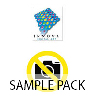 INNOVA (Fine Art papier) SAMPLE PACK INNOVA PHOTO ART