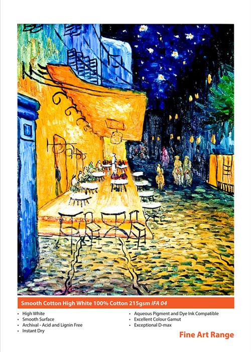 INNOVA (Fine Art papier) IFA04A3+/25
