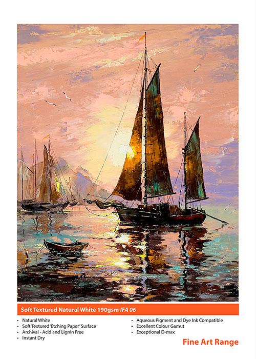 INNOVA (Fine Art papier) IFA06A3+/25