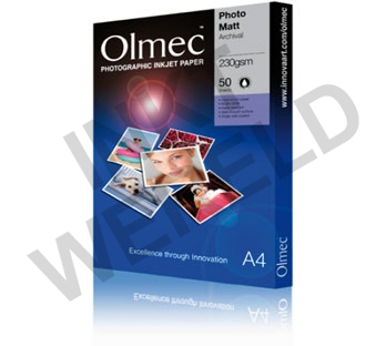 Olmec Papier OLM67A3+/50