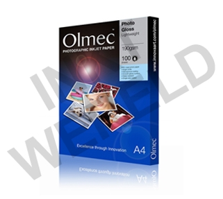 OLMEC HIGH GLOSS PHOTO PAPER 190 GRAM