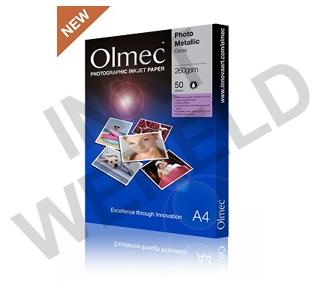 OLMEC PHOTO METALLIC GLOSS 260 GRAM