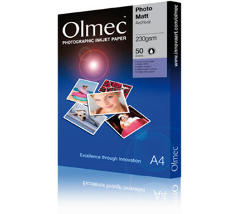 Olmec Papier OLM66A3+/50