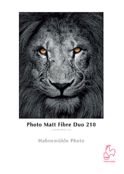 PHOTO MATT FIBRE DUO 210 GRAM