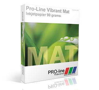 Vibrant Mat Inkjetpapier