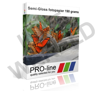 FOTOPAPIER SATIN 190 GRAM