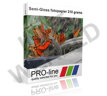 FOTOPAPIER SATIN 210 GRAM