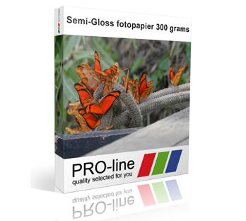 Fotopapier Satin Ultra Wit