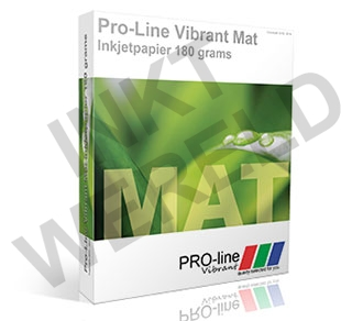 VIBRANT MAT PHOTO PAPER 180 GRAM