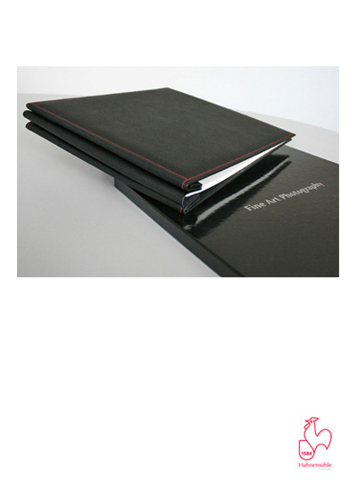 HAHNEMUHLE PHOTO ALBUM LEATHER 276 GRAM